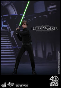 Hot Toys Star Wars Episode VI Return of The Jedi Luke Skywalker 1/6 Scale Figure