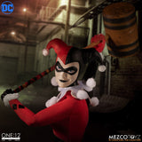 Mezco Toyz One:12 Collective DC Comics Harley Quinn - Deluxe Edition 1/12 Scale Action Figure