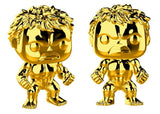 Funko Pop Marvel Studios 10th Anniversary Hulk (Gold Chrome) Figure