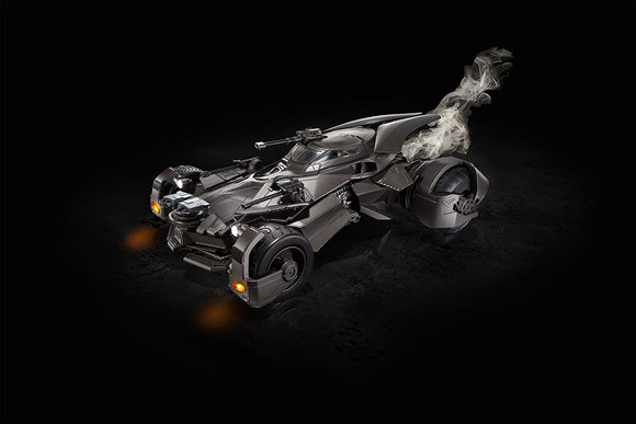 Mattel DC Comic Justice League Ultimate Batmobile Remote RC Vehicle & Figure
