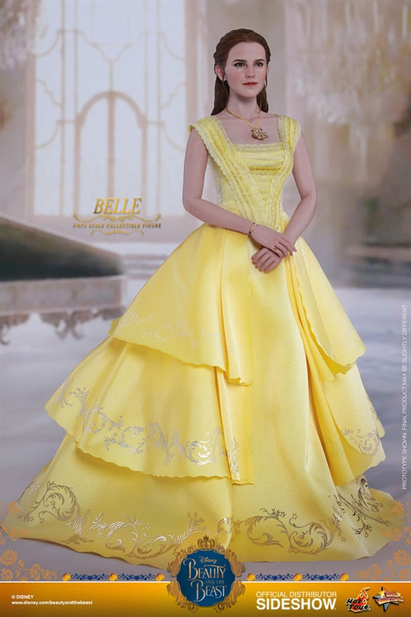 Hot Toys Disney Beauty and the Beast Belle Emma Watson 1/6 Scale Figure