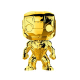 Funko Pop Marvel Studios 10th Anniversary Iron Man (Gold Chrome) Figure