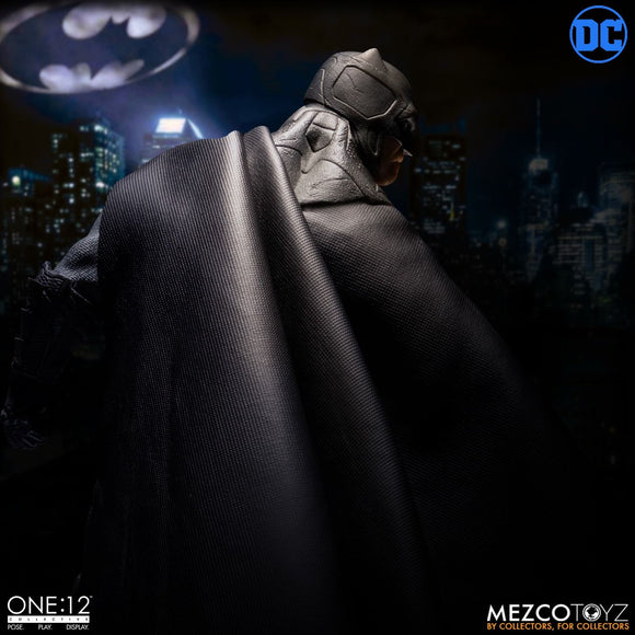 Mezco Toyz One:12 Collective DC Comics Batman: Supreme Knight 1/12 Scale Action Figure