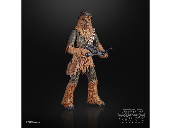 Hasbro Star Wars 40th Anniversary The Black Series 6