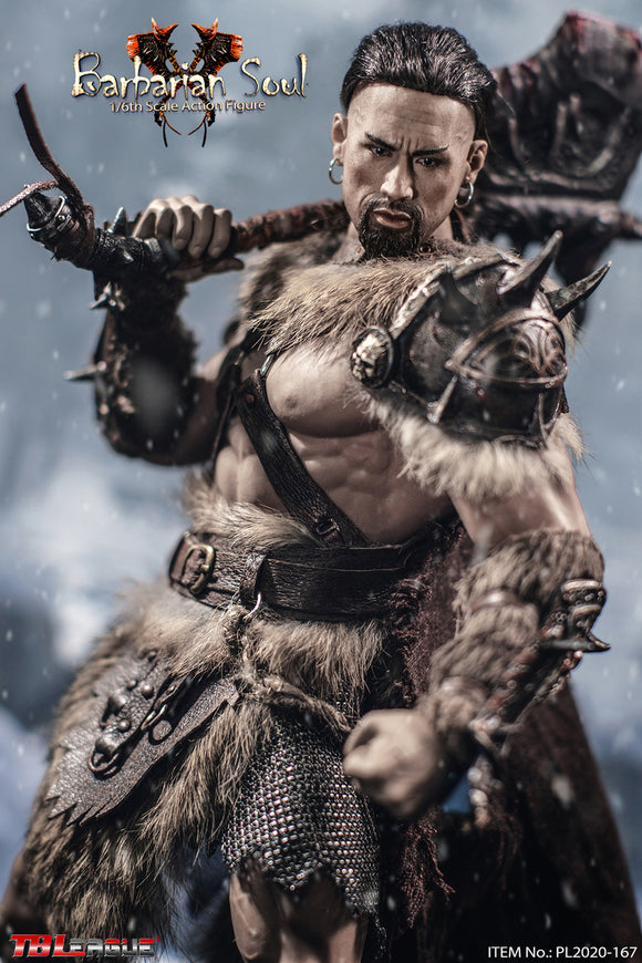TBLeague Barbarian Soul 1/6 Scale Collectible 12