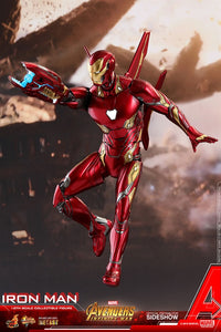 Hot Toys Marvel Avengers Infinity War Iron Man Diecast 1/6 Scale Figure