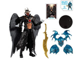 McFarlane Dark Multiverse DC Multiverse Wave 2  The Batman Who Laughs with Sky Tyrant Wings