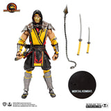 McFarlane Toys Mortal Kombat XI Series 1 7-Inch Action Figure Set Scorpion & Sub-Zero