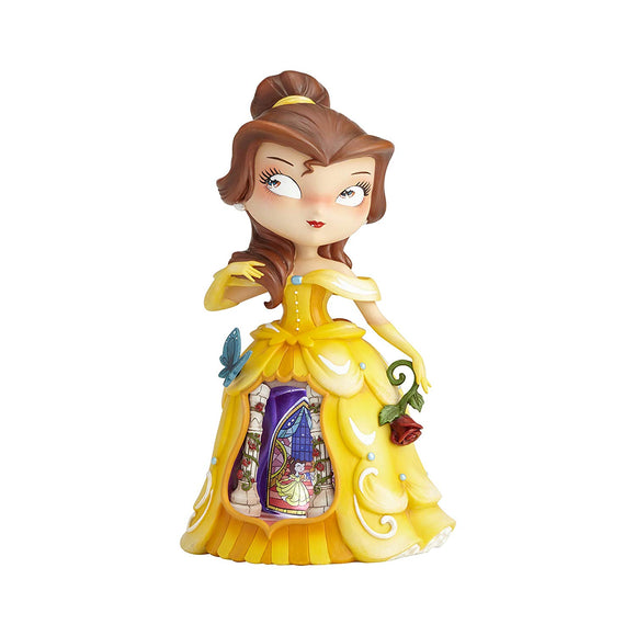 "The World of Miss Mindy Belle from ""Beauty and the Beast"" Stone Resin Figurine"