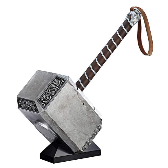 Hasbro Avengers Marvel Legends Series Mjolnir Electronic Hammer
