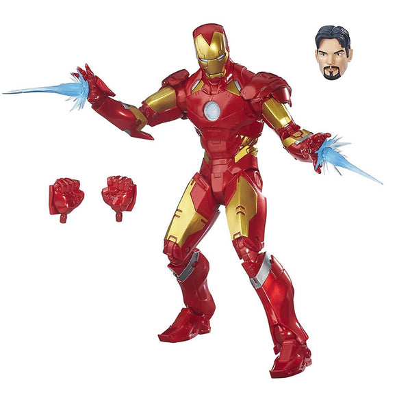 Hasbro Marvel Legends Series Iron Man 12
