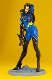 Kotobukiya G.I. Joe Bishoujo Baroness (Blue Color) 25th Anniversary Limited Edition