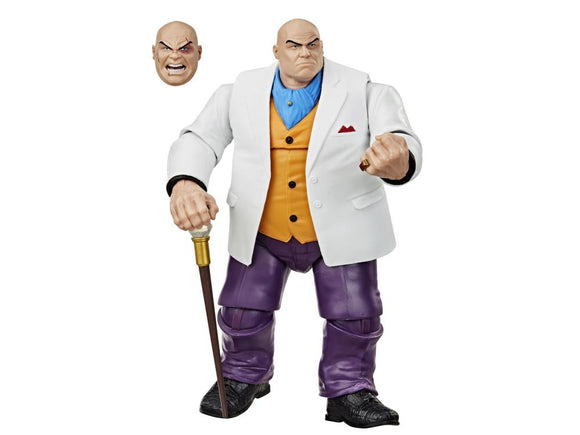 Hasbro Spider-Man Marvel Legends Retro Collection Marvel's Kingpin 6