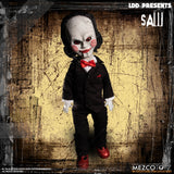 Mezco Toyz Living Dead Dolls Presents: Saw Billy Doll Figure