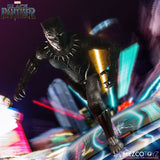 "Mezco Toyz One12 Collective Marvel Comics Black Panther 1/12 Scale 6"" Action Figure"