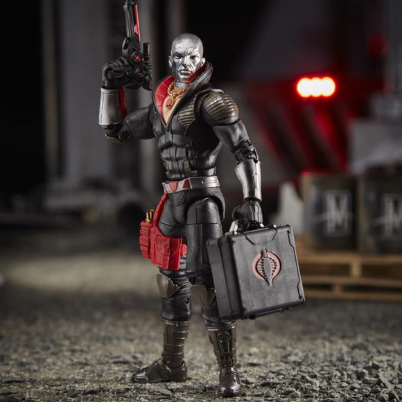 Hasbro G.I. Joe Classified Series Wave 1 Destro Action Figure