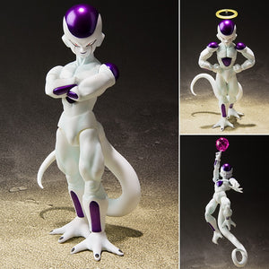 Bandai Tamashii Nations Dragon Ball Super S.H.Figuarts Frieza (Resurrection) Figure