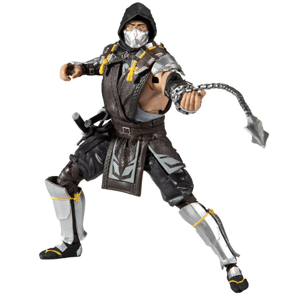 McFarlane Mortal Kombat Series 5 Scorpion in the Shadows Variant Action Figure
