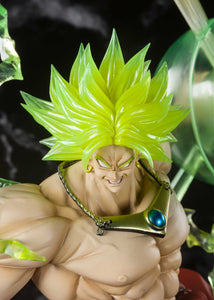Bandai Dragon Ball Z FiguartsZERO Super Saiyan Broly (The Burning Battles) Statue