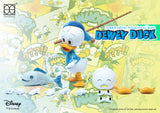 HEROCROSS Hybrid Metal Figuration 308 Disney Huey Dewey Louie Diecast Action Figure Boxset