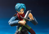 Bandai Tamashii Nations Dragon Ball Super S.H.Figuarts Future Trunks Figure