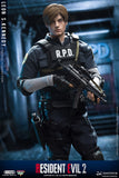"Damtoys Resident Evil 2 Leon S. Kennedy 1/6 Scale 12"" Collectible Figure"