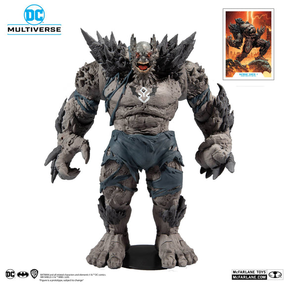 McFarlane DC Multiverse Dark Nights Metal The Devastator Action Figure