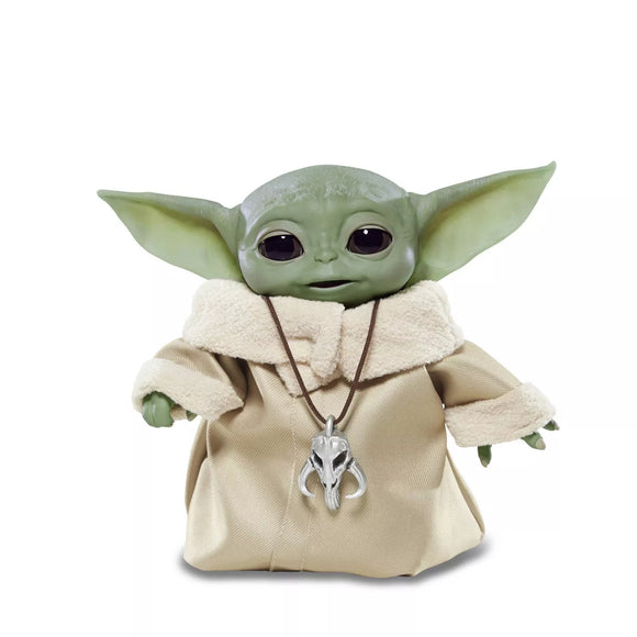 Hasbro Star Wars The Mandalorian The Child Baby Yoda Animatronic Edition Figure