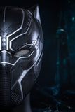 Killerbody Marvel Civil War 1/1 Scale Black Panther Full Size Cosplay Helmet