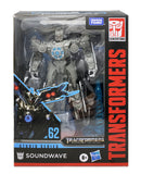 Hasbro Transformers Studio Series 62 Revenge of The Fallen Movie Soundwave Deluxe Action Figure