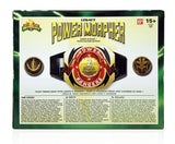 Mighty Morphin Power Rangers Legacy Green and White Ranger Morpher 2-Pack