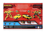 Transformers Studio Series 24 and 25 Deluxe Class Bumblebee 2-Pack - Exclusive