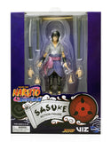 Toynami Naruto Shippuden 4-Inch Poseable Action Figure Series 2 Sasuke Action Figure