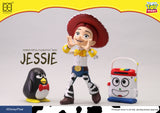 HEROCROSS Hybrid Metal Figuration 072E Disney Toy Story Jessie Web Exclusive Edition Diecast Action Figure