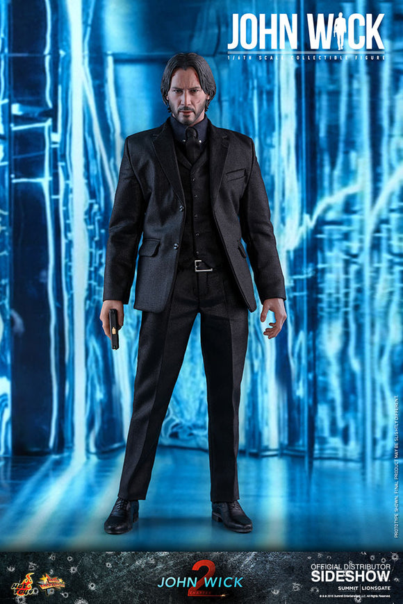 Hot Toys John Wick Chapter 2 John Wick 1/6 Scale 12