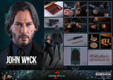 "Hot Toys John Wick Chapter 2 John Wick 1/6 Scale 12"" Action Figure"