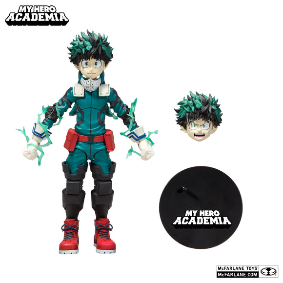 McFarlane Toys My Hero Academia Series 1 Izuku Midoriya Action Figure