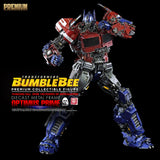 Threezero Bumblebee Premium Collectible Optimus Prime Collectible Figure