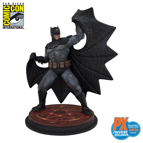SDCC 2019 Comic Con Batman Damned Batman Limited Edition Exclusive Statue