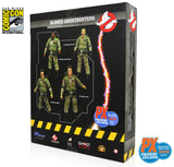 SDCC 2019 Comic Con Ghostbusters Select Limited Edition Exclusive Box Set