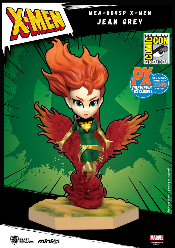 SDCC 2019 Comic Con Marvel X-Men Mini Egg Attack MEA-009SP Phoenix Limited Edition Exclusive
