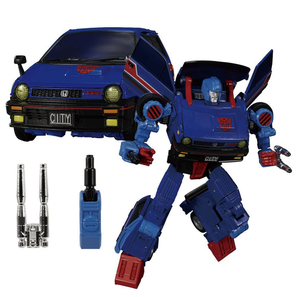 Hasbro Transformers Takara Tomy Masterpiece MP-53 Autobot Skids Action Figure