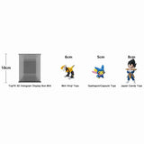 ToyFX 3D Hologram Display Box Mini for Action Figure, Lego, and More!