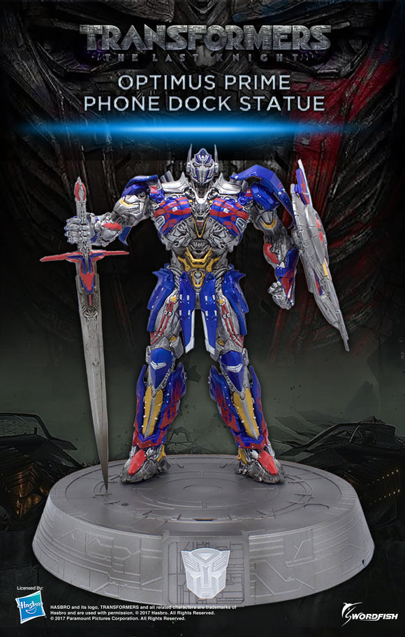 Transformers The Last Knight Optimus Prime 12