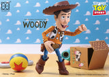 HEROCROSS Hybrid Metal Figuration 067 Disney Toy Story Woody Diecast Action Figure