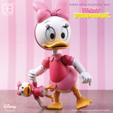 HEROCROSS Hybrid Metal Figuration 065 Disney Webby Duck Diecast Action Figure