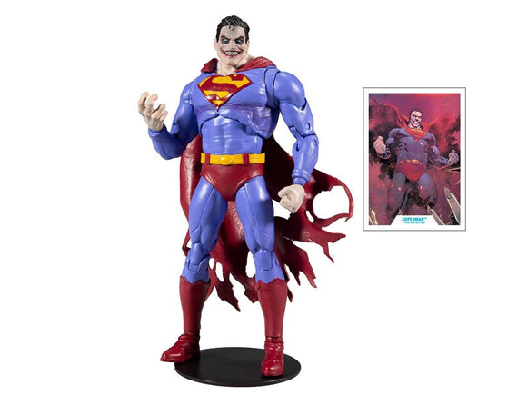 McFarlane Dark Multiverse DC Multiverse Wave 2 Superman The Infected