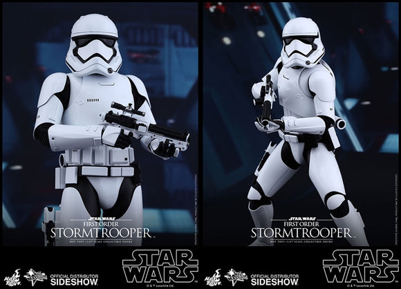Hot Toys Star Wars Episode VII The Force Awakens First Order Stormtrooper 1/6 Scale 12