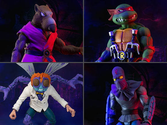 Super7 TMNT Teenage Mutant Ninja Turtles Ultimates - Wave 1 7
