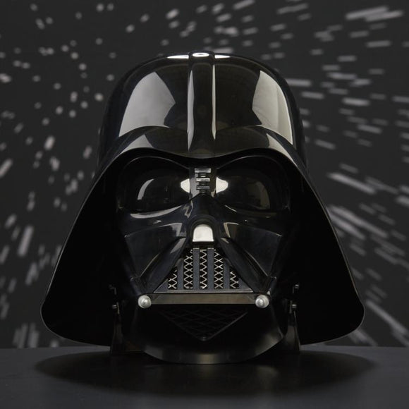 Hasbro Star Wars The Black Series Darth Vader 1:1 Scale Wearable Helmet (Electronic)